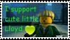 Cute Little Lloyd stamp by Katielu