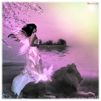 Fantasy Friends by MagicWisp