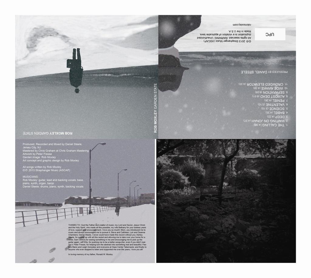 Album Cover Garden State 2 By Iamair On Deviantart