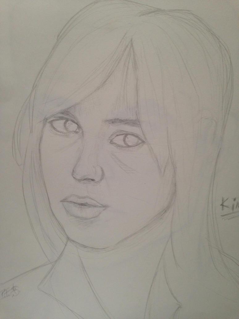 Portrait Practice 2 of 3 by IAmAir