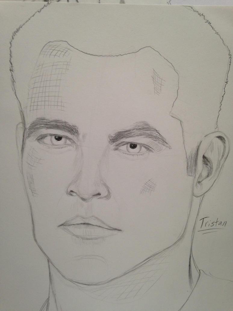Portrait Practice 3 of 3 by IAmAir