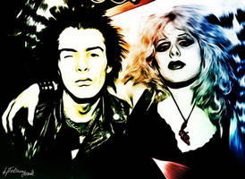 Sid and Nancy by miobitat