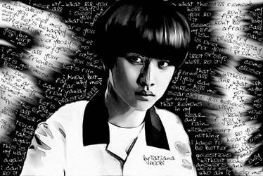 Do Kyungsoo (EXO) by miobitat