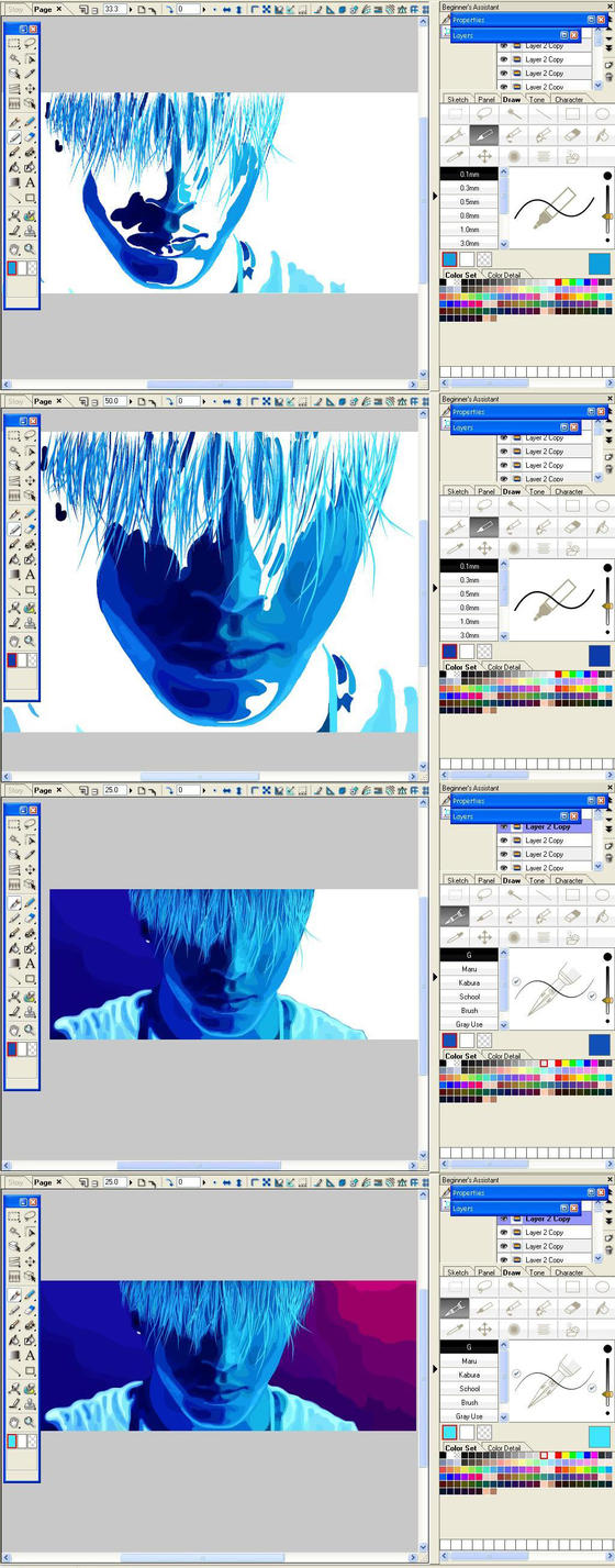 Taeyang (BIG BANG) [WIP] by miobitat