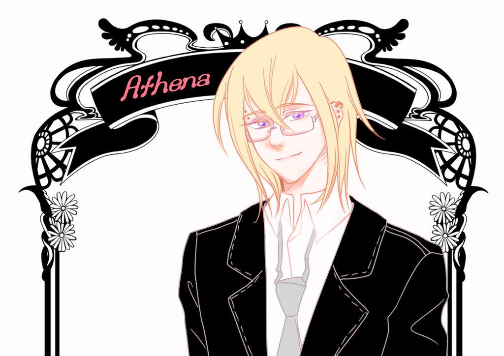 Athena chatbox by xoxochiuchiu