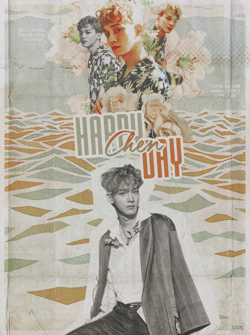 HappyChenDay|Edicion by shiro-2002
