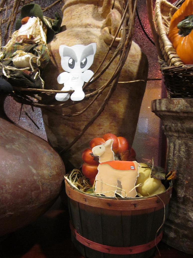 Halloween - 3 by MelMuff