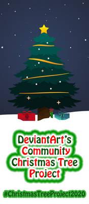 DeviantArt's Community Christmas Tree Project 2020
