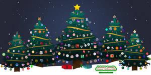 DA Community Christmas Tree Project 2020 FINISHED