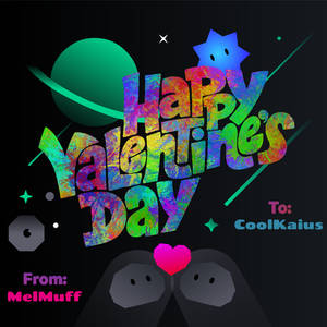 My Valentine Card to CoolKaius