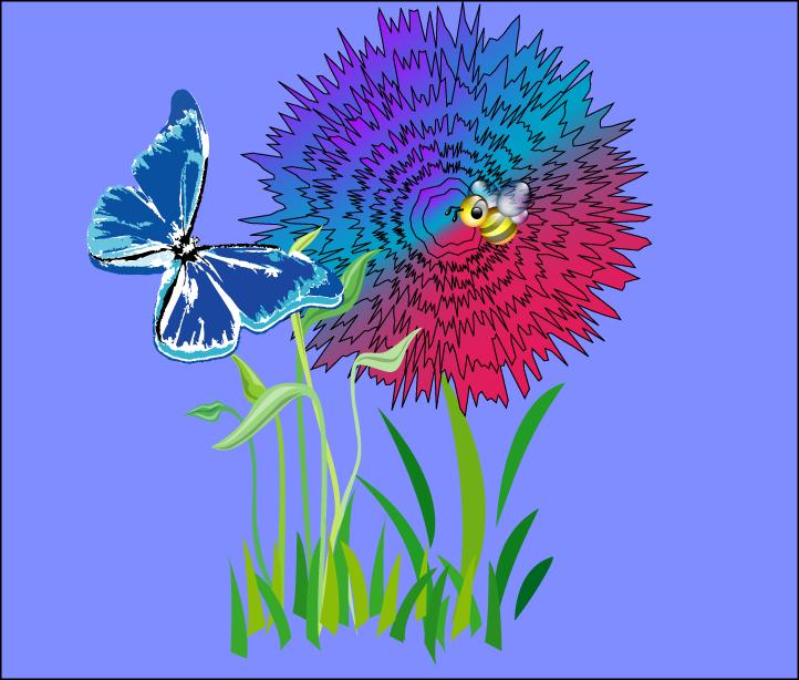 Flower by MelMuff