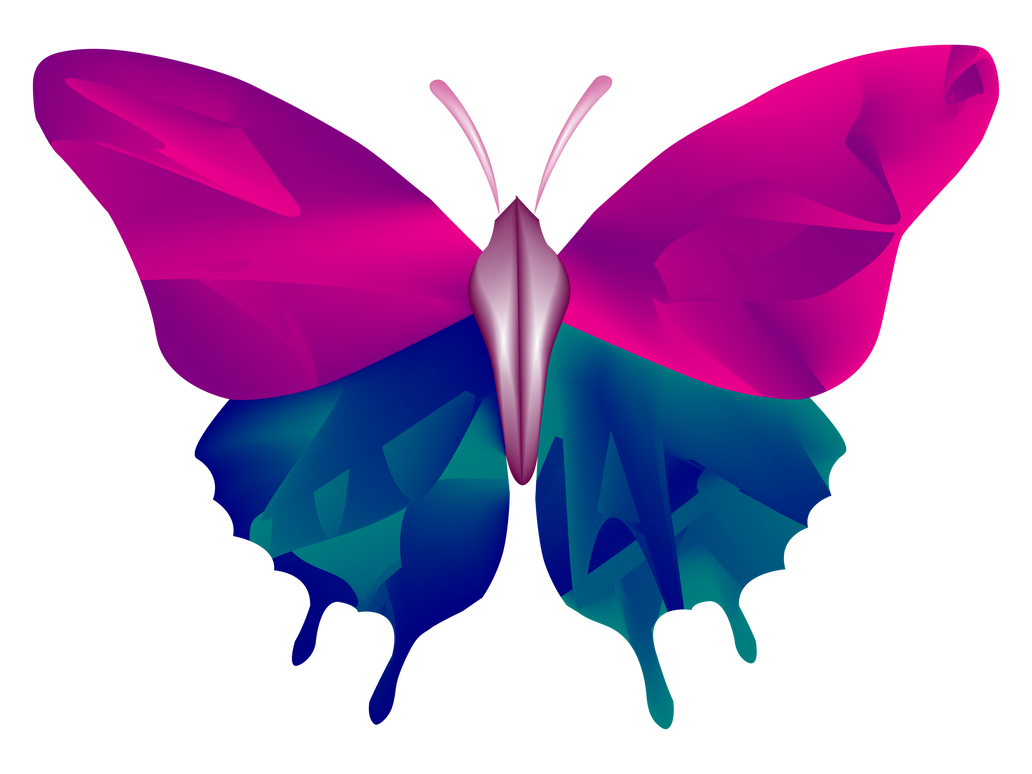 A Very Pretty Butterfly by MelMuff