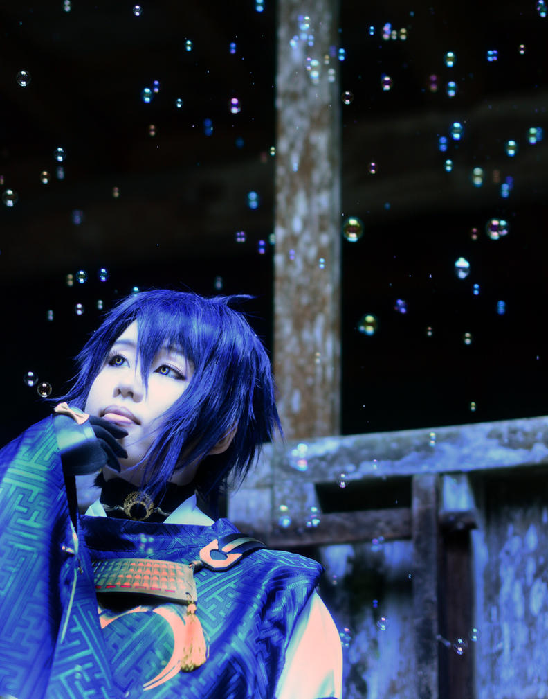 UntitledToukenranbu:Mikazukimunetika:Cos by Ryo-ga