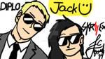 DJ Photoshop Experiment: Jack U by joshuacarlbaradas
