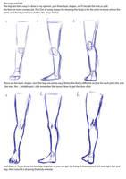 Anime girl tutorial 1-3 by AaroKILLA