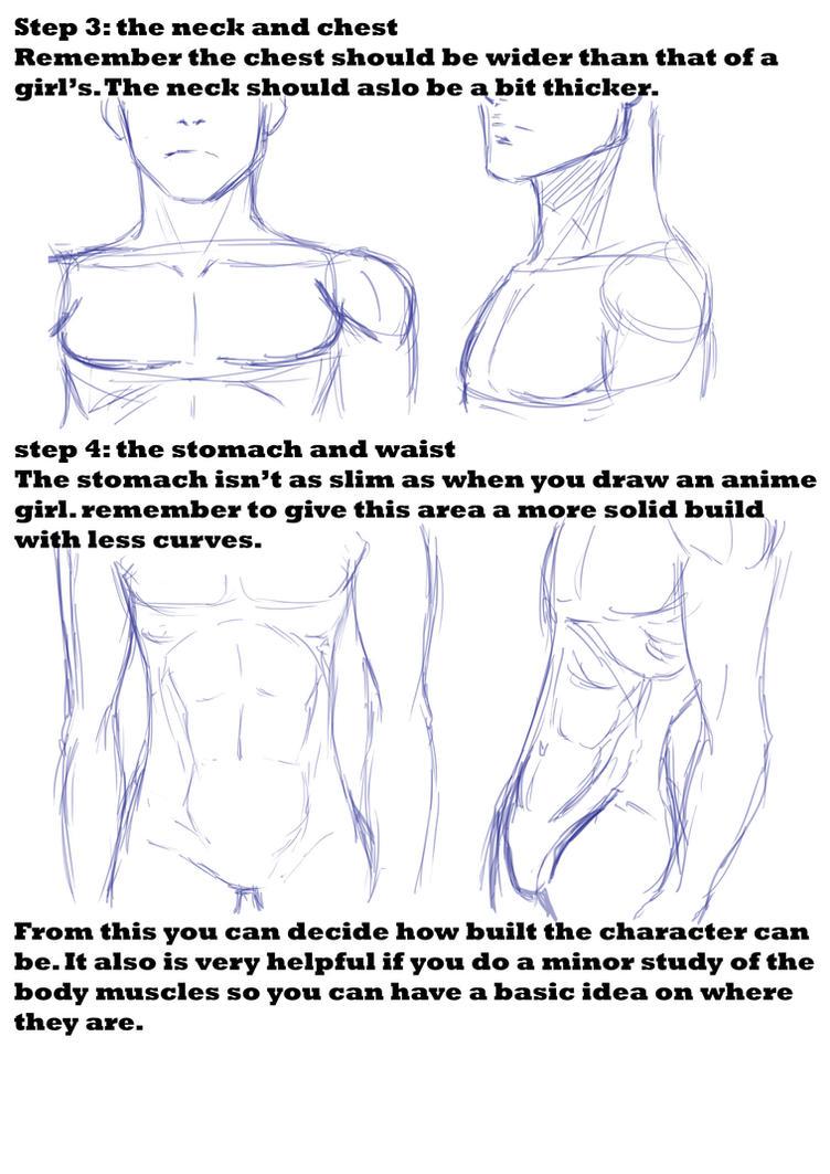 anime guy tutorial 2 by AaroKILLA on DeviantArt