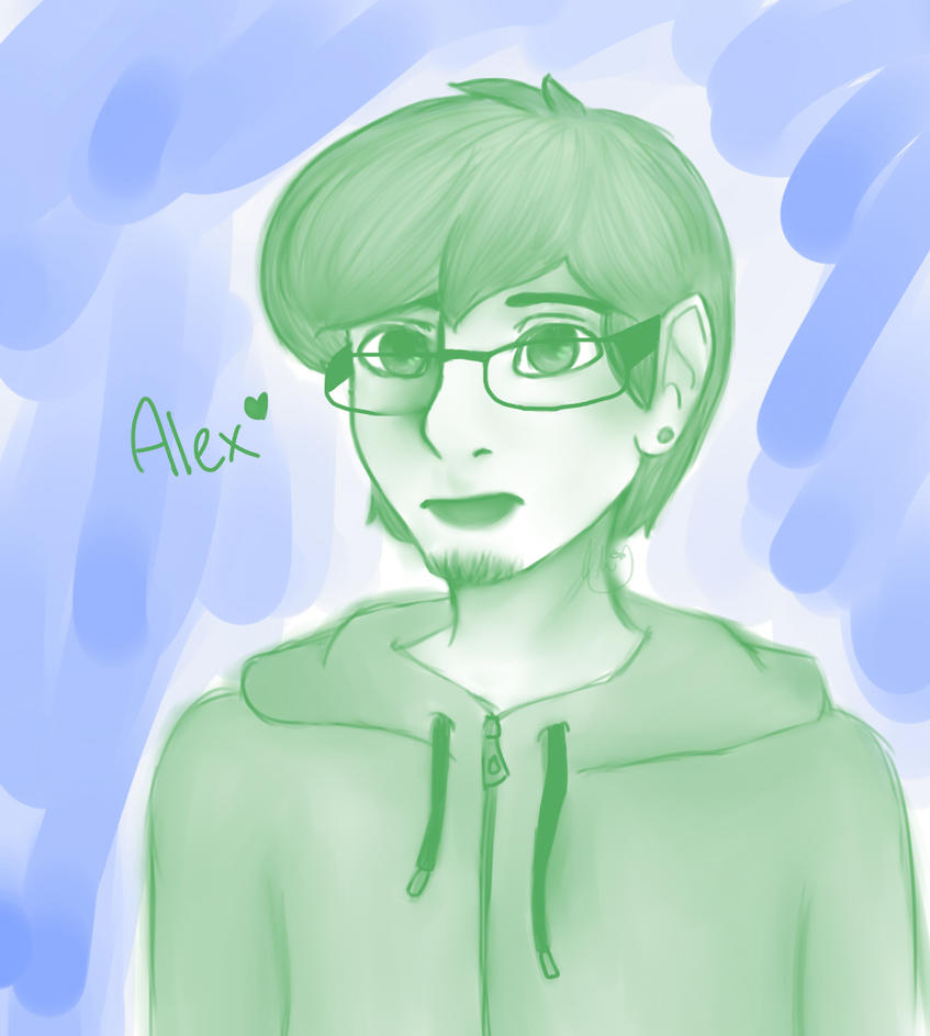 Alex by AbiThePerson