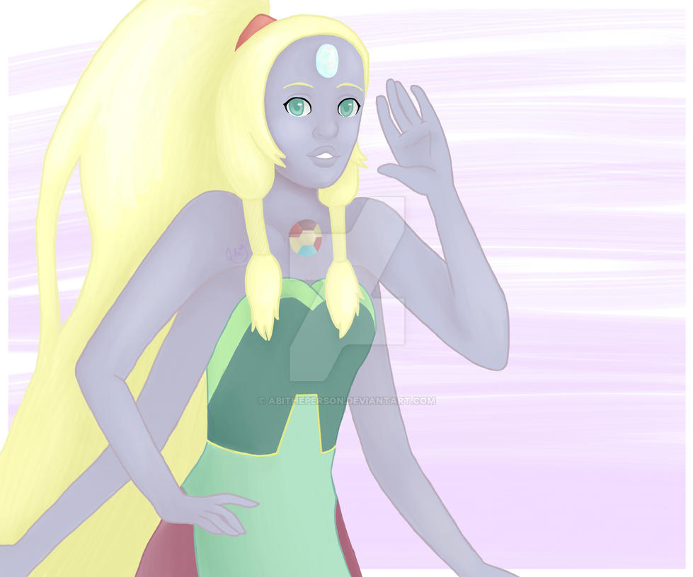 Opal by AbiThePerson
