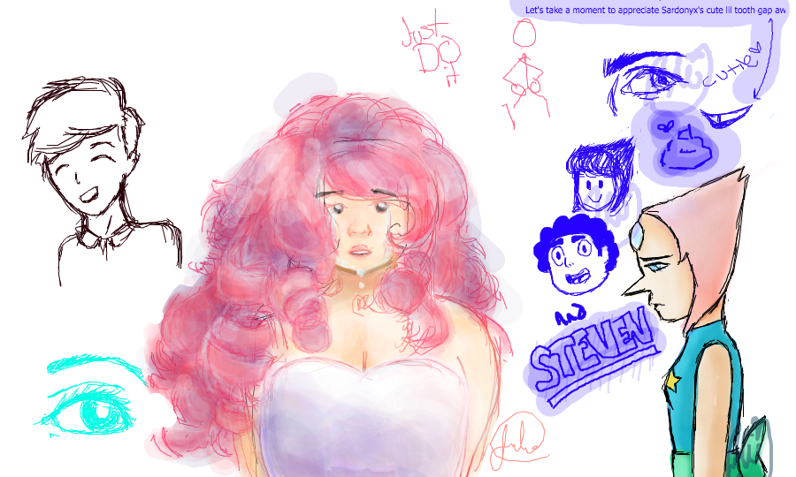 Group Drawings by AbiThePerson