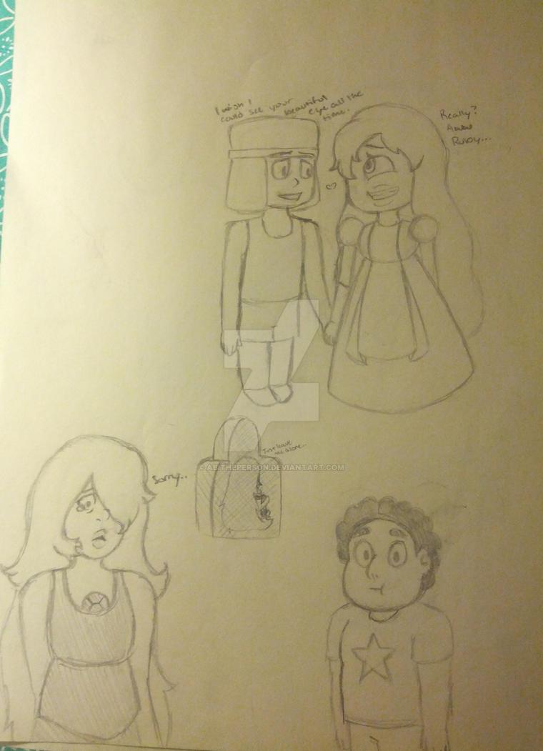 Steven Universe Sketch Dump #2 by AbiThePerson