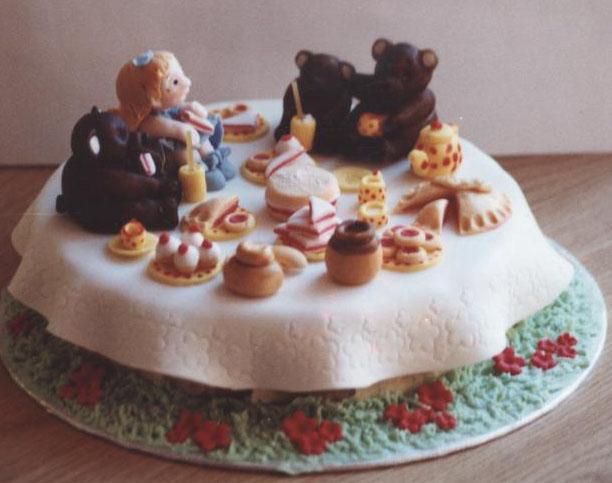 how to make goldilocks cake