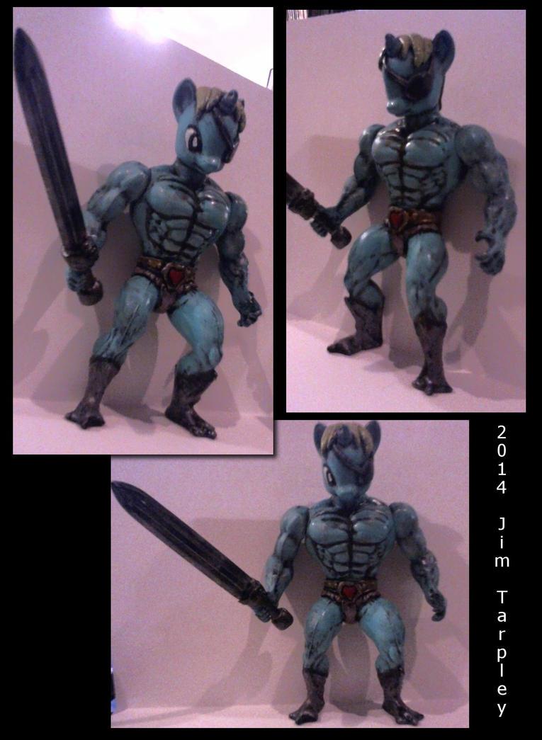 Bronar the Barbarian by Mutt12