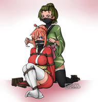 Kagura Captured by bondage6591