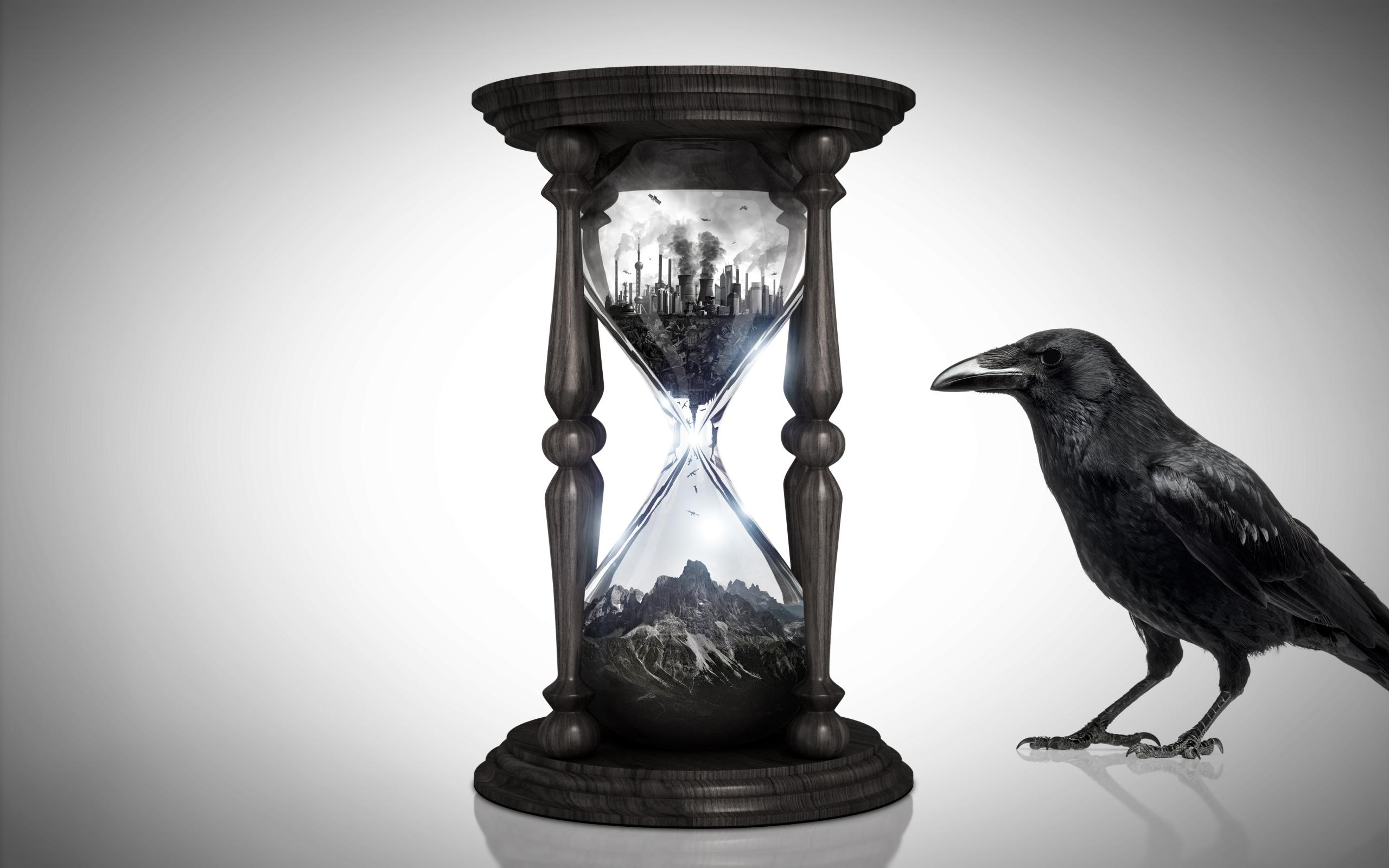 Small World 4 / Hourglass by LAMBDA256