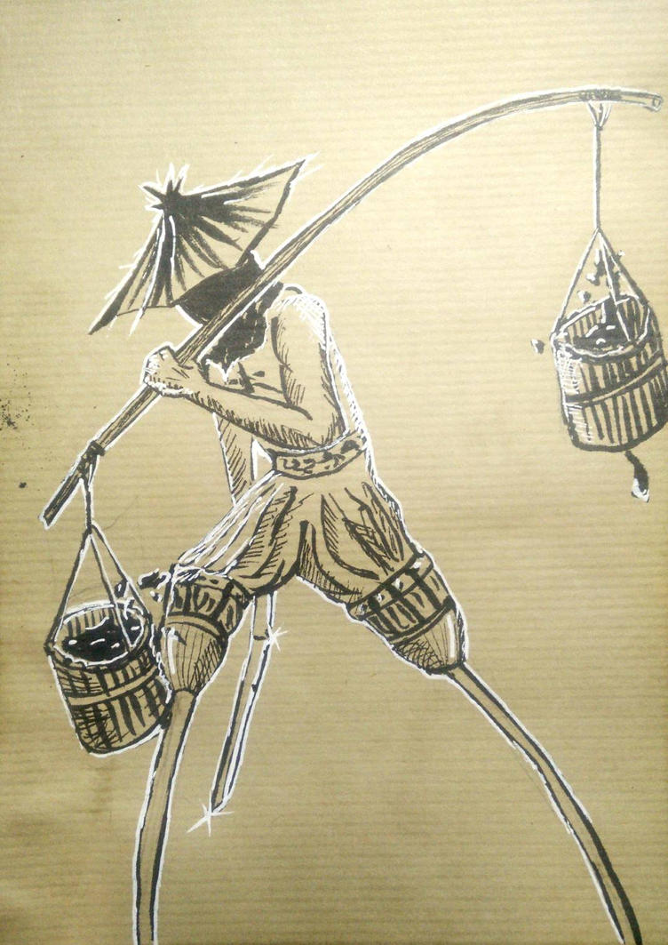 Balance is important  by ZoukiWouki