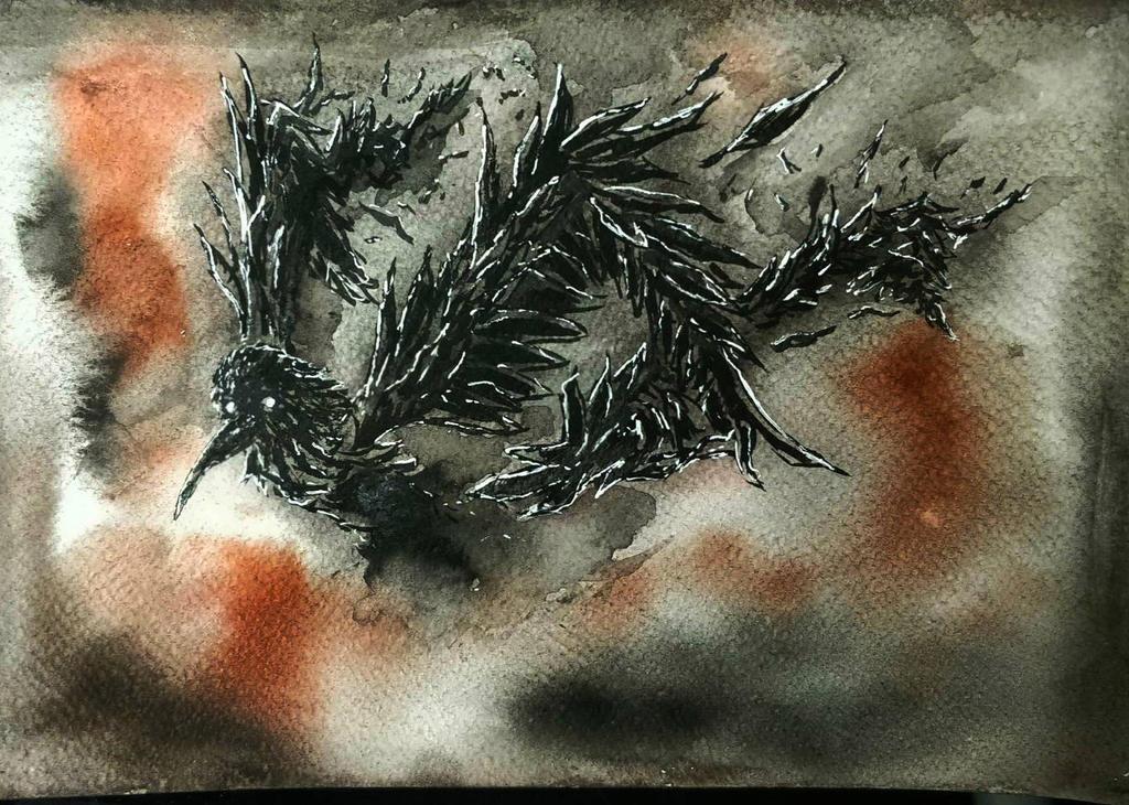 Its a bird by ZoukiWouki