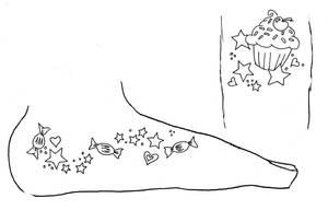 foot flash 7 by BMXNINJA