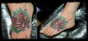 rose foot
