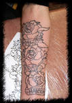 roses x3