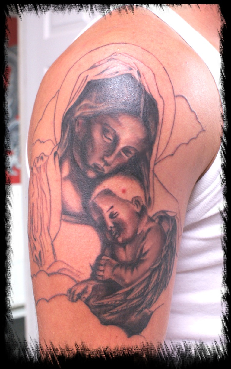 mary n child