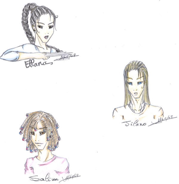 Personnages des livres Skecth_marchombres_by_Kaia45
