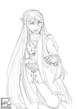 Kaia sketch