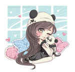 Raffle Prize Pandaberryx3