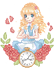C: Custom Pixelette by Cottoneeh