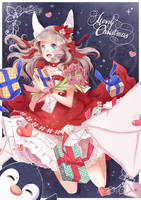 Merry Christmas by Cottoneeh