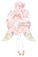 [Closed] Pastel Lace by Cottoneeh