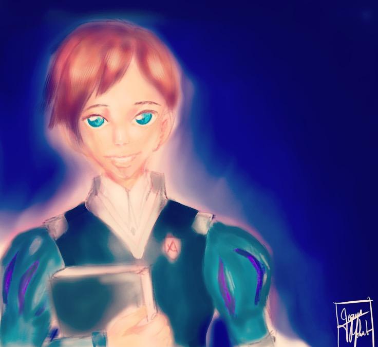 Little boy by JnMohab