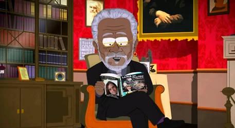 Morgan Freeman reading the new book of Dross.