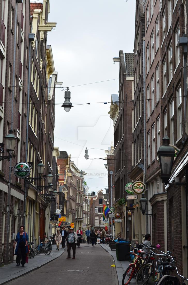 Amsterdam by SecurityGirl
