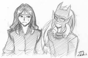 Galgarion and Jeff...again by hellslilangel