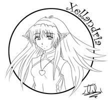 Xellandria by hellslilangel