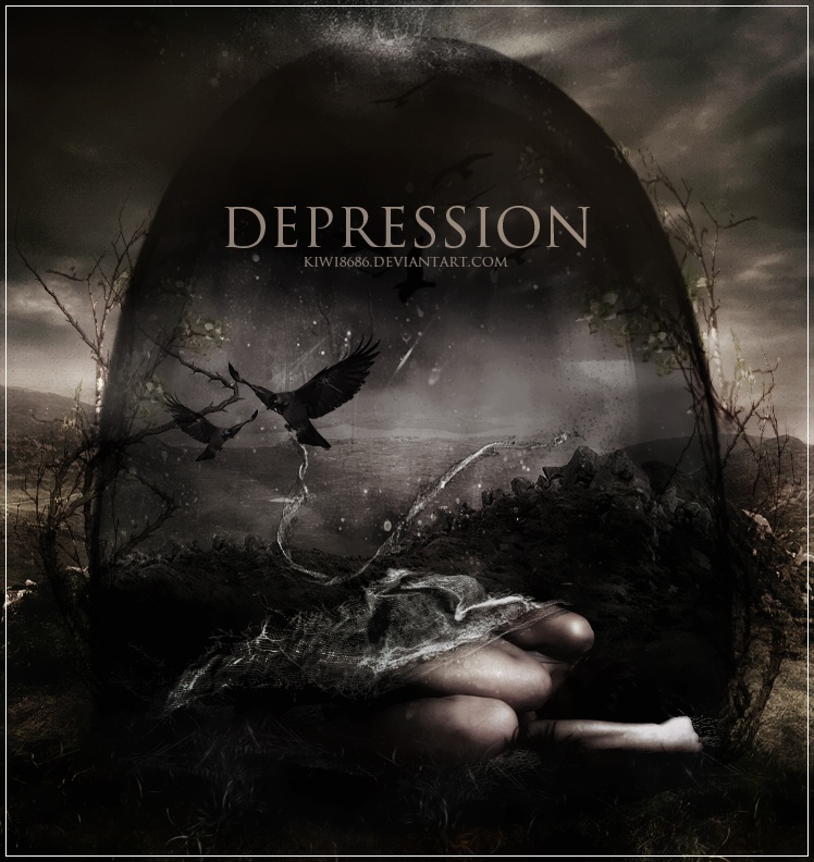 Depression by kiwi8686