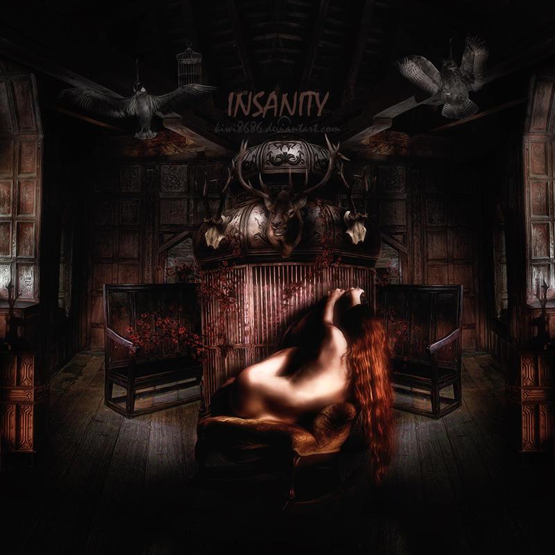 Insanity by kiwi8686