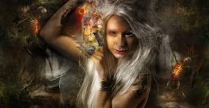 Shadow of the Alchemy Necromancer by kiwi8686