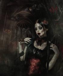 The dark one... Toreador Queen by kiwi8686