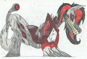 MHA Nightmare Pony Vile 2